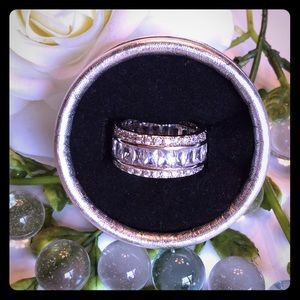 Jewelry - CZ BAND RING