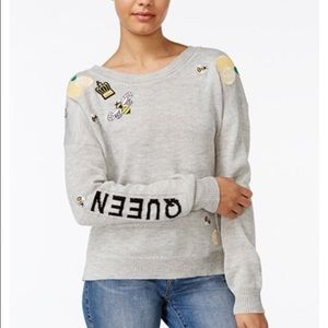 Polly & Esther Sweaters - Queen bee sweater