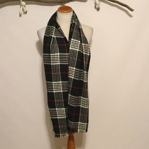 Accessories - Fo the Love of Scarves Plaid Blanket Scarf