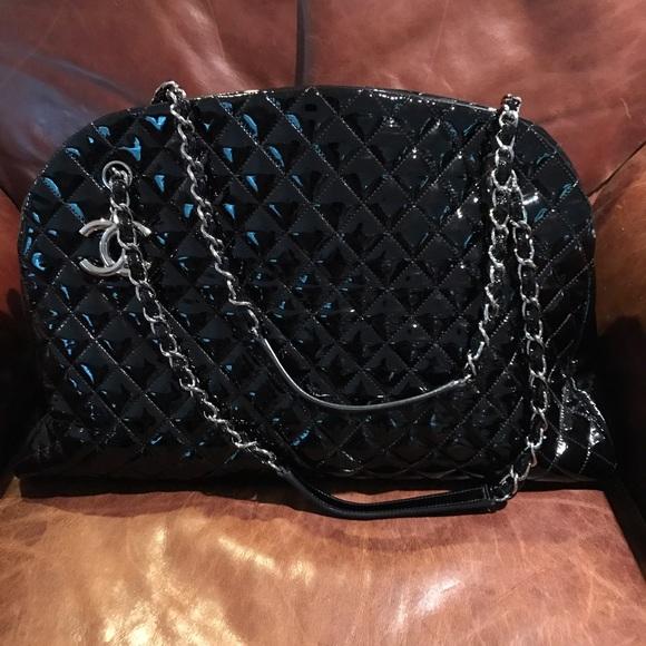 bf4eed3b4b9a CHANEL Handbags - Chanel Just Mademoiselle Maxi Bowl Bag