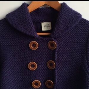Mini Boden Other - Sweater coat