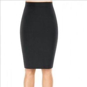 spanx skirts on poshmark