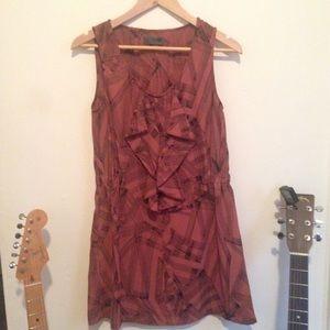 Numph Dresses & Skirts - Pink and black dress