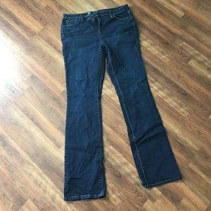 14L Tall Curvy Bootcut Jeans