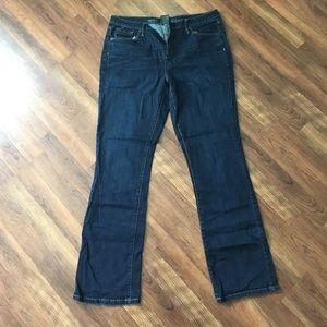14 Regular Curvy Bootcut Jeans