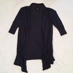 Dark Blue Express Cardigan