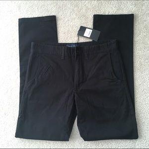 Five Four Other - Five Four Conrad Pants, Size 30, black
