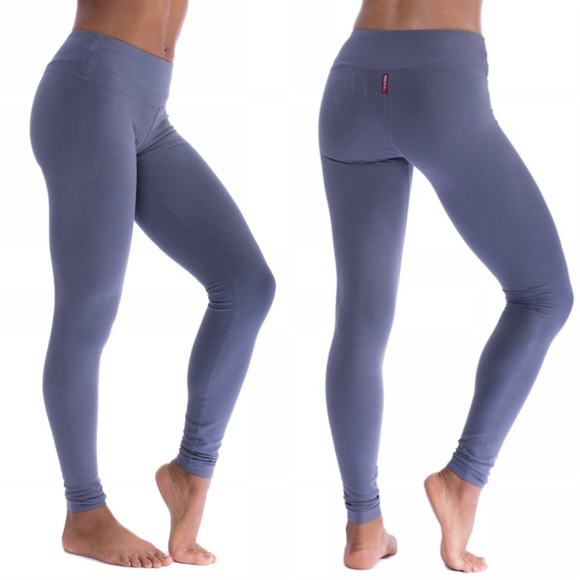2dd6f58aa1e Hard Tail Pants - Hard Tail high rise high waist ankle leggings dusk