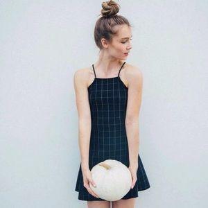 Brandy Melville Dresses & Skirts - RARE Brandy Grid Abigail Dress