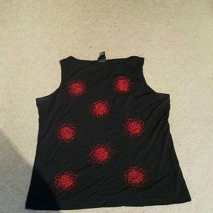 INC embellished top