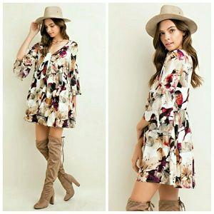 Dresses & Skirts - Leila Bohemian Dress