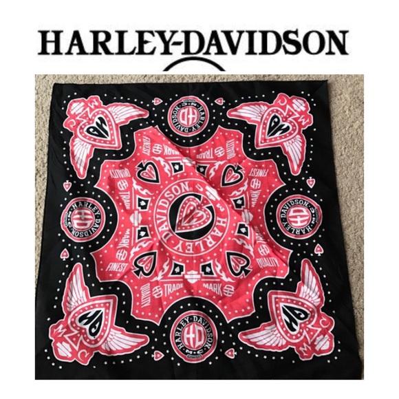 1134c4800a7 29% off harley-davidson accessories - harley davidson head wrap