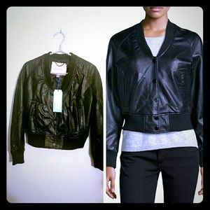 Raison Dietre Jackets & Blazers - ~ Chic Moto Leather Jacket~