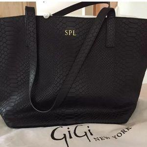 GiGi New York Handbags - Gigi New York Teddie Tote