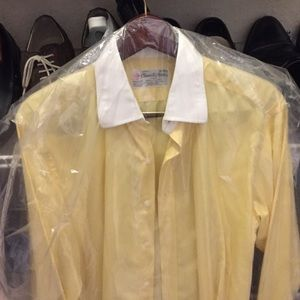 Turnbull & Asser Other - Cuffling imported button down dress shirt
