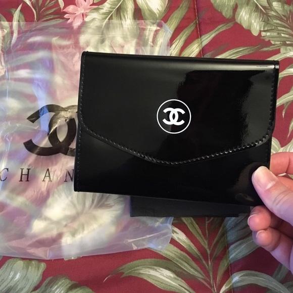 35f762cc2c15 CHANEL Bags | Nwot Vip Gift Passport Holder | Poshmark