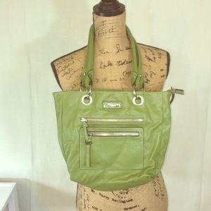 Fratelli Rossetti Handbags - Light Green Shoulder Bag