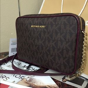 Brand New Michael Kors Crossbody