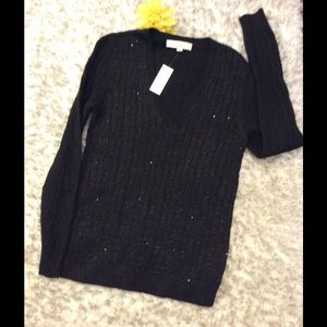 LOFT Sweaters - Ann Taylor LOFT V neck Sweater