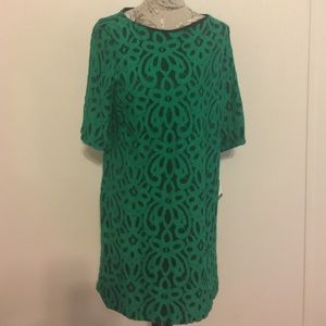 perceptions Dresses & Skirts - 🆕 Perceptions Green/Black Lace Dress 16