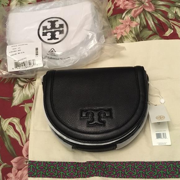 367e7039bb39 Tory Burch Serif-T Saddle bag
