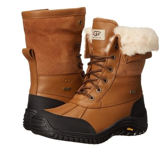 9e15b3a46aa UGG women's Adirondack Boot II in Otter color
