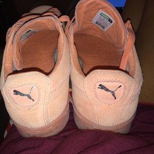 Puma Zapatos De Gamuza Para Mujer hOzweuzf