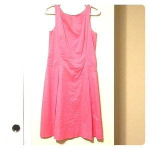 Petite Sophisticate Dresses & Skirts - Coral/Pink Dress by Petite Sophisticate Brand