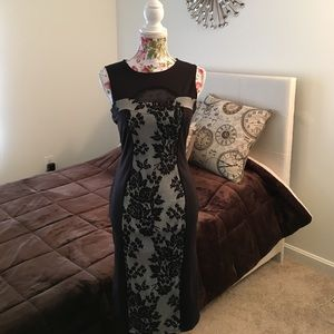 Almost Famous Dresses & Skirts - Black and white dress NWOT