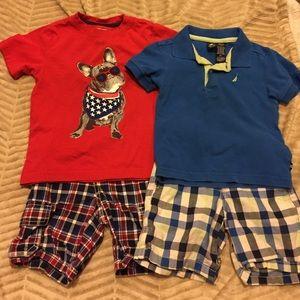 Gymboree Other - Toddler boys Gymboree, Nautica, Old Navy bundle