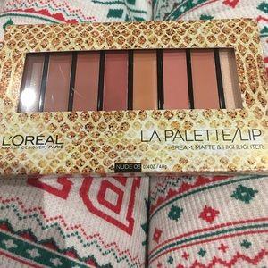 L'Oréal La Palette/Lip Nude 03