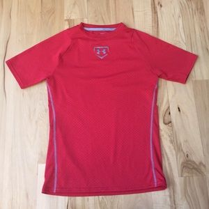 Under Armour Other - Under armour boys medium fitted shirt