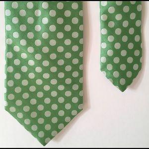 Ted Baker Other - 💥HOST PICK! 💥 TED BAKER polka dot silk tie 👔
