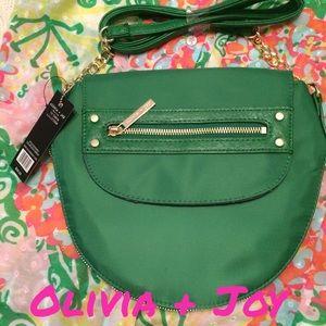 Olivia + Joy Handbags - 🆑 Olivia + Joy Taryn nylon crossbody