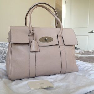 Mulberry Handbags - Authentic Mulberry Bayswater - Glossy Goat Leather