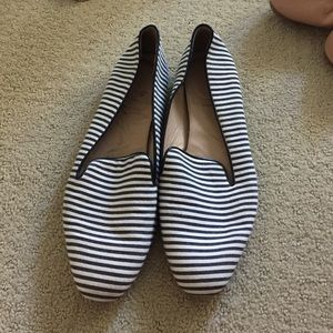 J.Crew Striped Darby Loafer