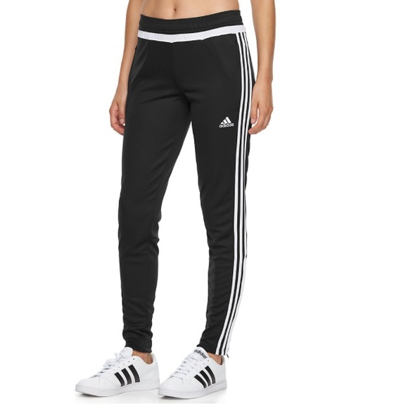 adidas pants zipper