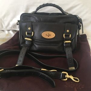 Mulberry Handbags - Authentic Mulberry Crossbody Bag in Soft Buffalo
