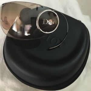 Christian Dior Accessories - Dior ski glasses . Comes with case. No scratches