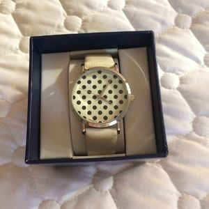 Accessories - Polka dot watch