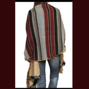 Accessories - Oversized Scarf Wrap