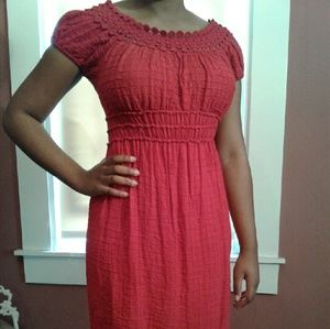 Sophie Max Dresses & Skirts - Sophie Max Red Dress