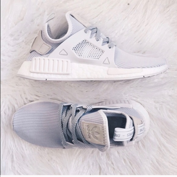 brand new 6c5cc 47c9f Adidas NMD xr1 women s size 6.5 vintage white