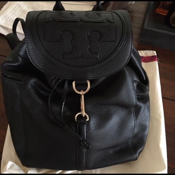 0994825a194 Tory Burch ALL-T Backpack in Black. M 587314a36802786e9e039e76