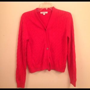 Brook Brothers Girl's Cardigan Sweater