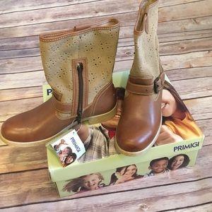 Primigi Other - Primigi Vitello tan boots