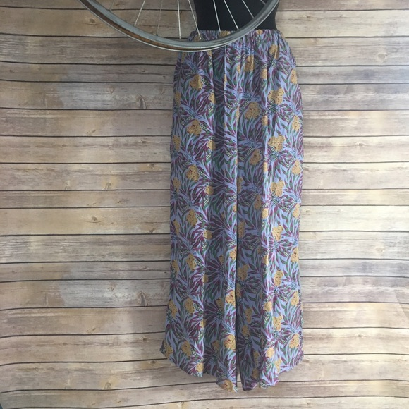 80% off FLAX Pants - FLAX brand bohemian wide leg pants from ...