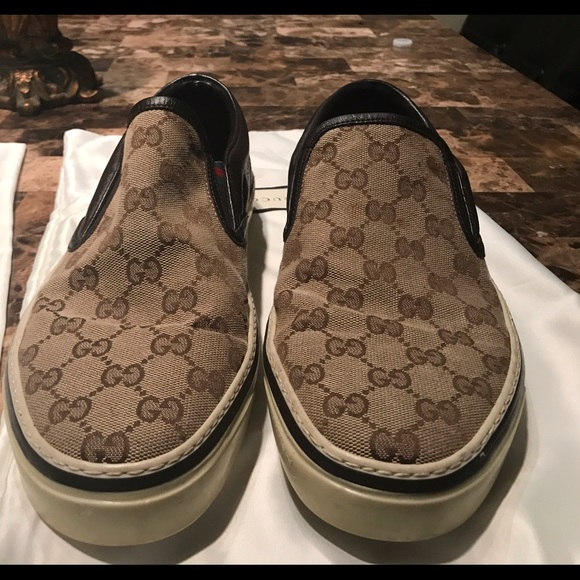 gucci used. used gucci sneakers h