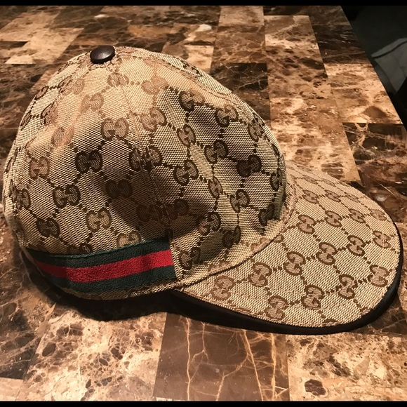 9a46077b0b5c Gucci Other - used gucci hat