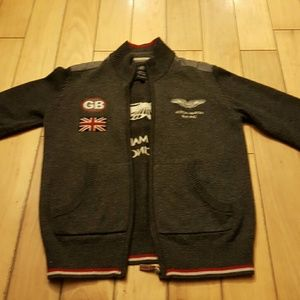 Hackett Other - Aston Martin by Hackett  kid's jacket